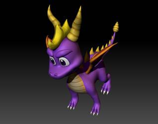 Spyro finished 04 by sav8197