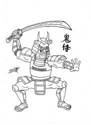 Oni Samurai