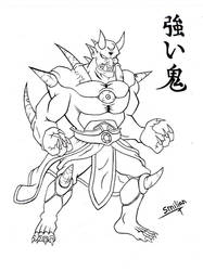 Strong Oni