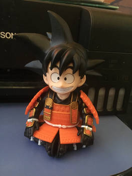 Goku Samurai Armor without Helmet