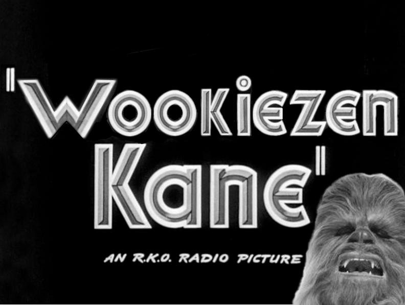 Wookiezen Kane by JoelFry