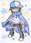 Commission - DreamWorld Hero