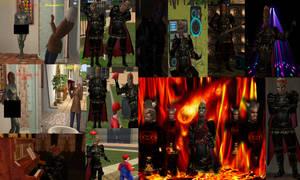 Simdrew1993's  Ganondorf Sim Compilation