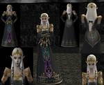 Dark Zelda Sim Compilation - By Simdrew1993