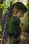 Link Version 3 - Link In A Forest - (Outdated)