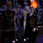 Zelda Villains Laughing - Sims 2 - Simdrew1993