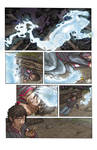 Muskwa Comic Page Colours