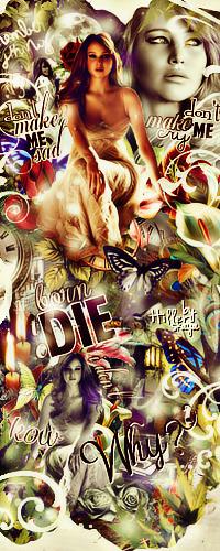 Born To Die by Hillerskaya