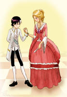 Courting by no-where-kid
