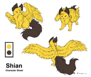 Shian -ref- by Naragon