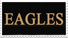 Eagles Stamp by Naragon