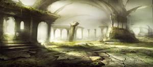 ruingrounds by YoBarte