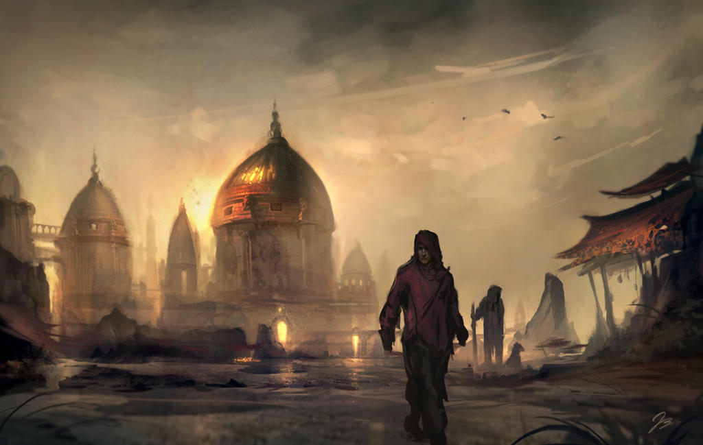 arabian Ranger by YoBarte