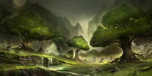 Aeraalas Woodlands