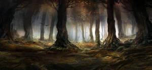 Forrest by YoBarte