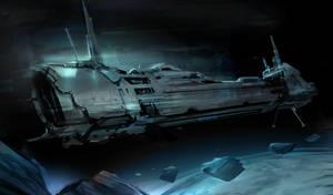 Spacecruiser by YoBarte
