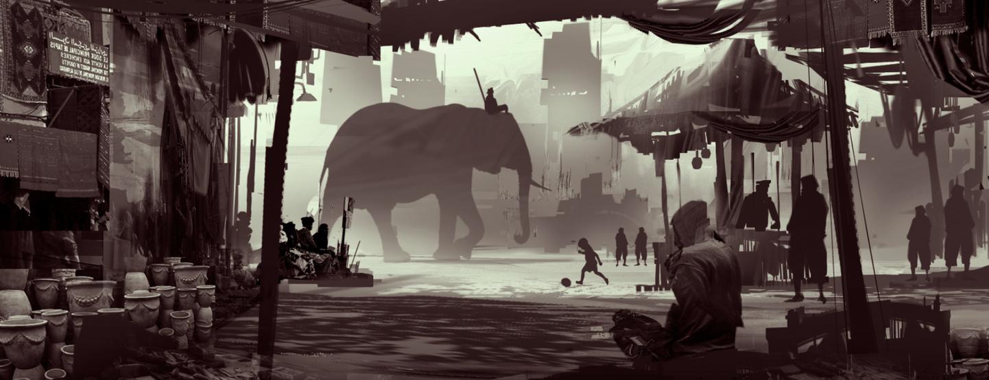 Market by YoBarte