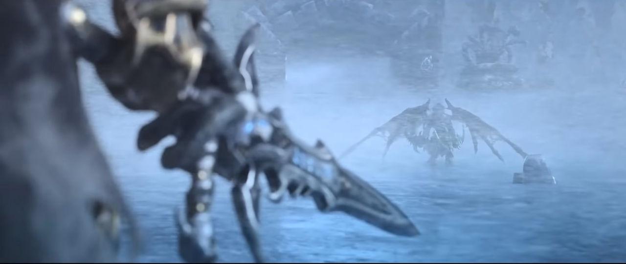 Warcraft 3 Reforged Arthas Vs Illidan By Venom Rules All On