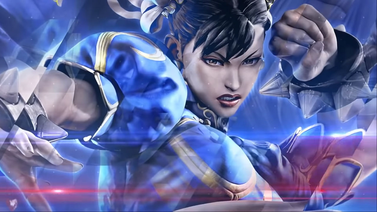 Street Fighter 5 Champion Edition Chun Li By Venom Rules All On