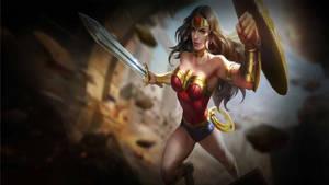 Arena Of Valor: Wonder Woman.