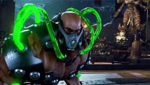 Tekken 7 Mod: Venom Marduk.