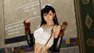 Dead Or Alive 6 Mod: Tifa Lockhart.