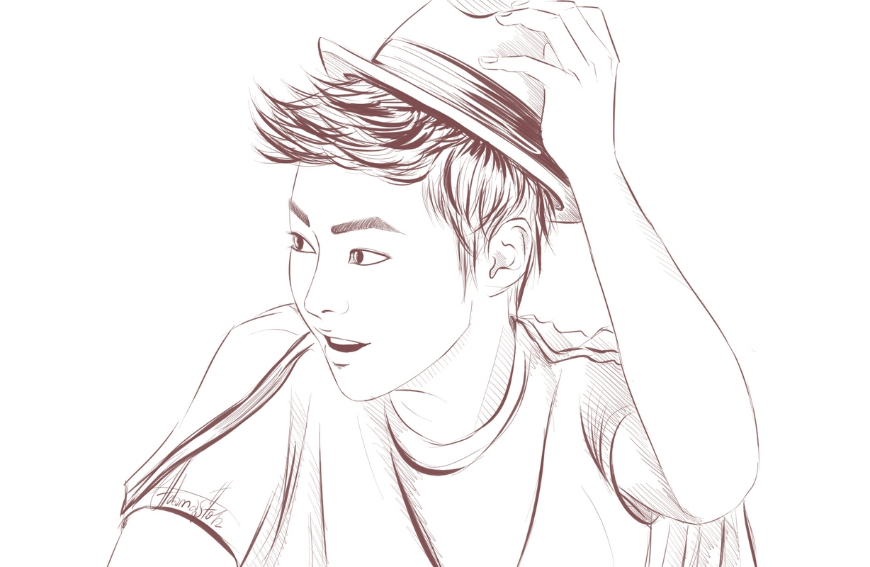 exo fanbase coloring pages - photo#34