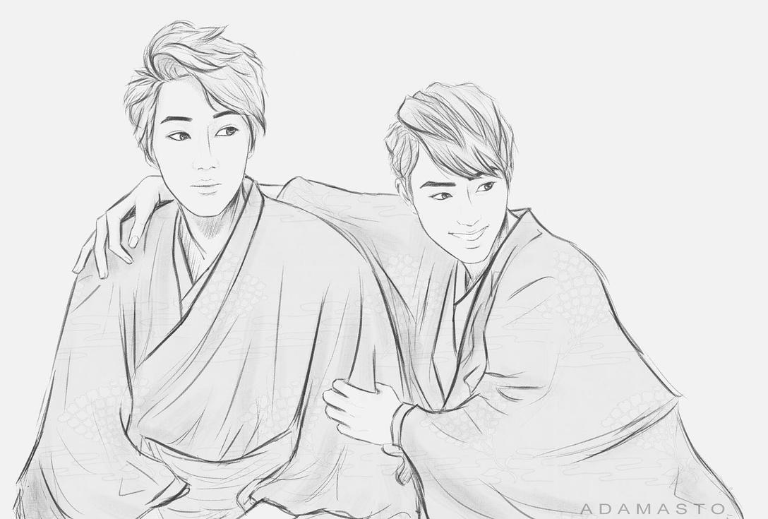 exo fanbase coloring pages - photo#26
