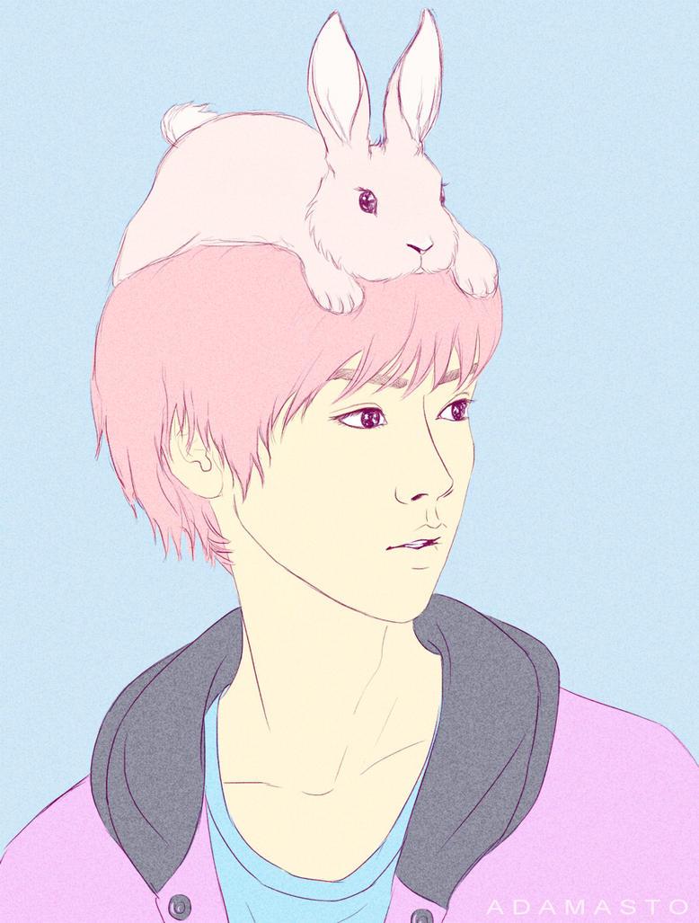 Luhan - EXO-M 5 by AdamaSto