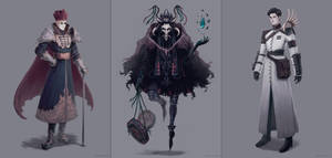 Characters Design Challenge 4