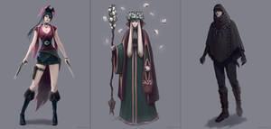 Characters Design Challenge 6