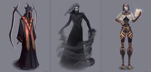 Characters Design Challenge 8