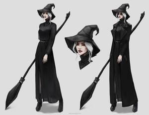 Modern Witch - Sabbath costume