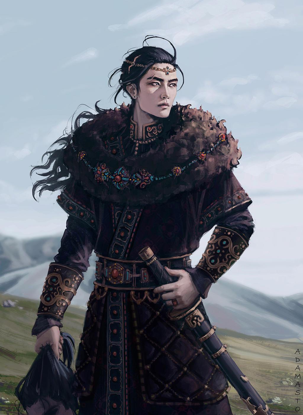 Dai's Vault Mongol_by_adamasto-dad31f7