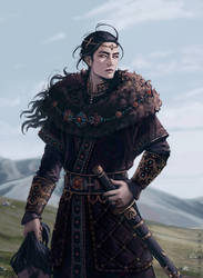 Mongol by AdamaSto