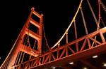 Fake Golden Gate Bridge