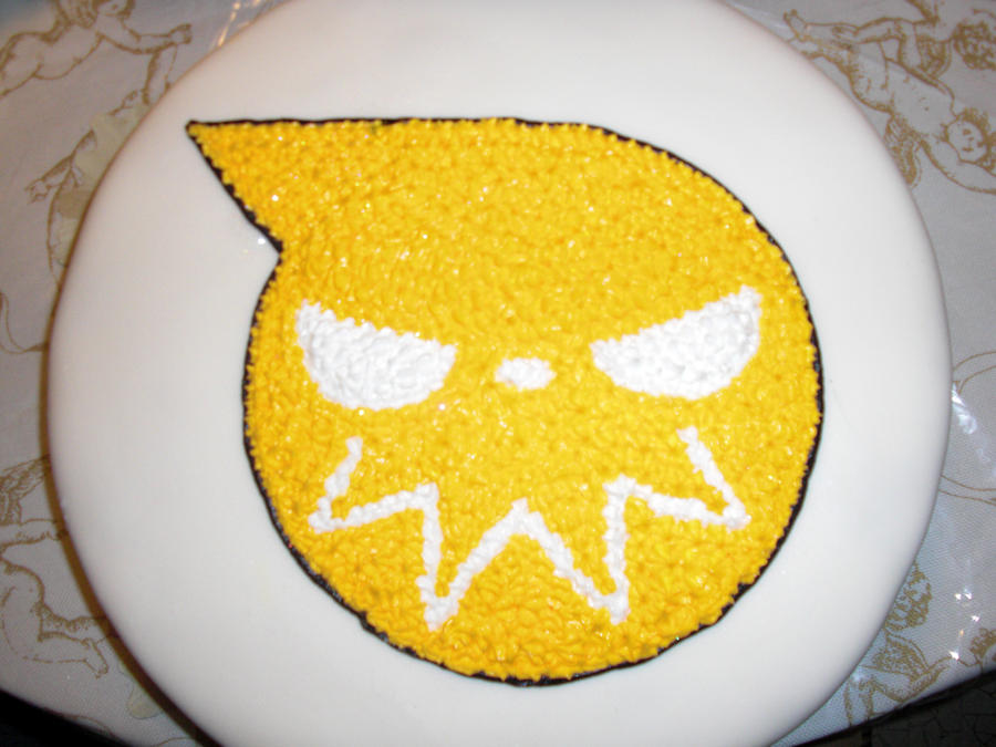 I AM NOW A TWO STAR MEISTER! Soul_eater_cake_by_copikat-d300z5w