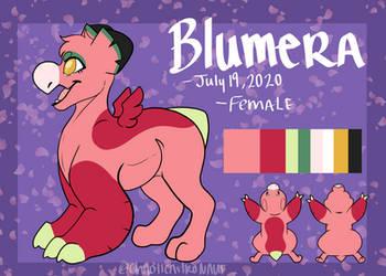 Blumera - 6/12/2020 by ChaoticAstronaut