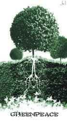 GreenPeace by poleno