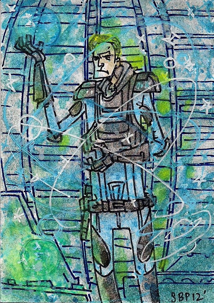 David 8 by SpencerPlatt