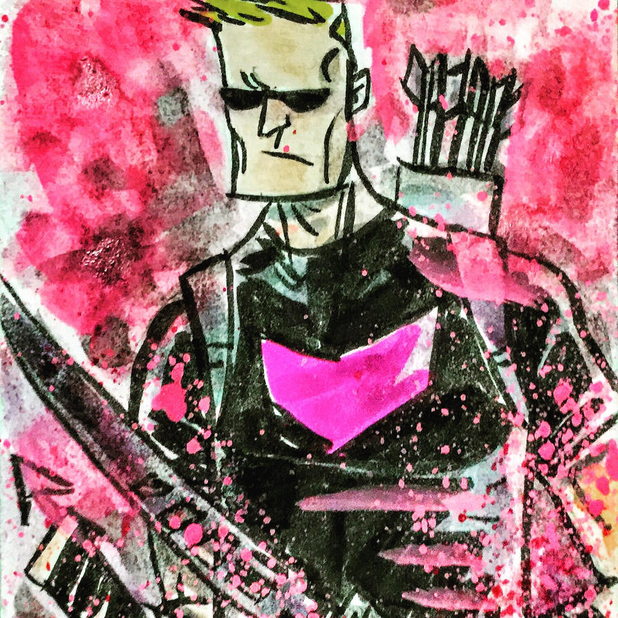Hawkeye by SpencerPlatt