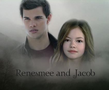 Renesmee and Jacob by TwilightGirlzBFF on DeviantArt