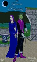 The Raven Princess by angeltiger777