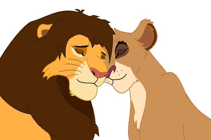 Lion King Kopa And Vit...