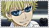 Tsuchimikado Motoharu heart stamp by TheLadyFaith