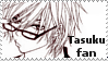 Tasuku fan stamp by TheLadyFaith
