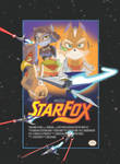 Star Fox Movie Poster