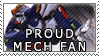 Mech Fan --stamp by RenaInnocenti