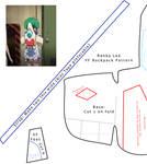 Backpack Pattern - Ranka Lee