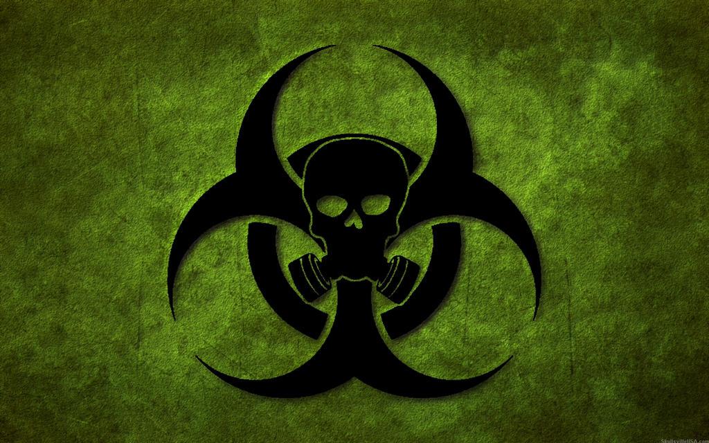 zombie skull wallpapers for desktop - photo #13